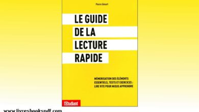 Photo de Télécharger : Le guide de la lecture rapide pdf gratuit