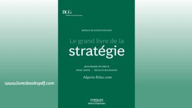 Photo de Télécharger : Le Grand Livre de la Stratégie en pdf gratuit