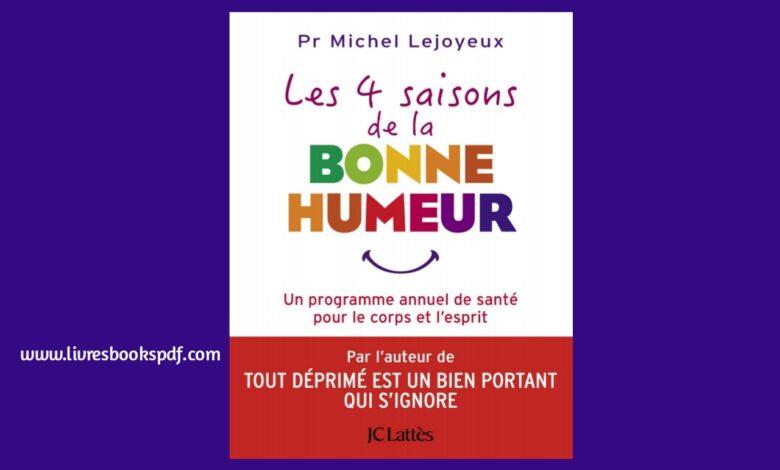Photo de Télécharger Les 4 saisons de la BONNE HUMEUR pdf gratuit
