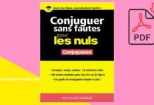 Photo de Télécharger Conjuguer sans fautes pdf gratuit