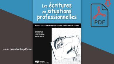 Photo de Télécharger Les écritures  en situations professionnelles pdf gratuit