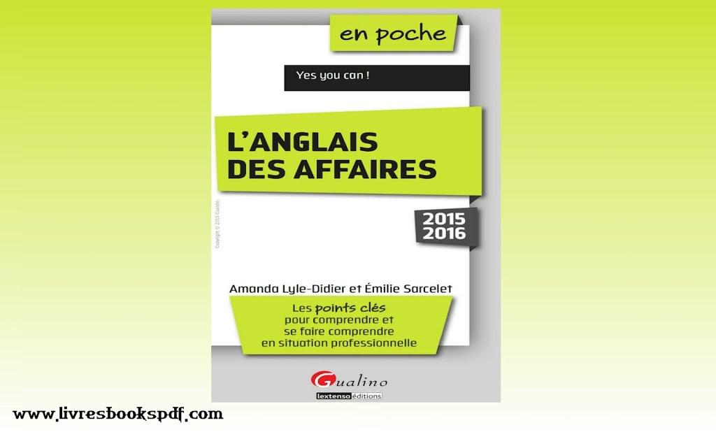 Photo de L'ANGLAIS DES AFFAIRES