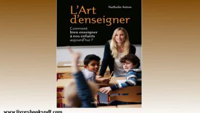 Photo de Télécharger : L'art d'enseigner pdf gratuit