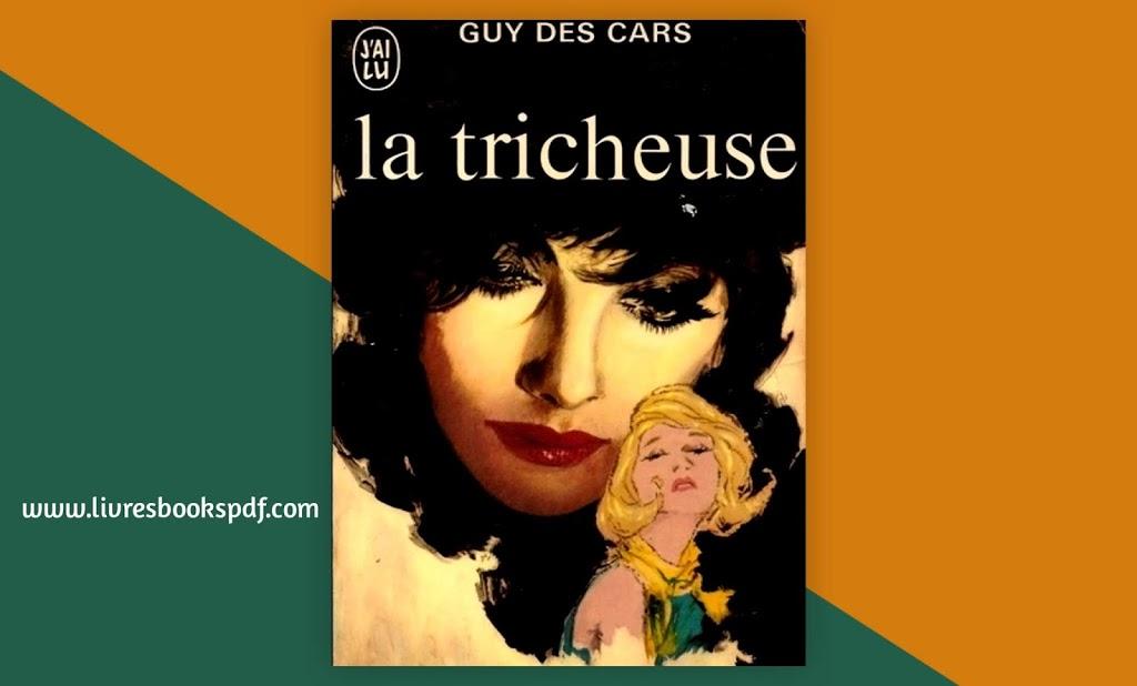 Photo de Télécharger La Tricheuse pdf gratuit