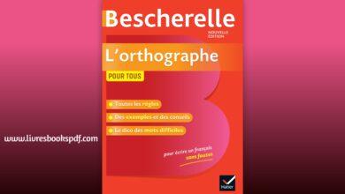 Photo de Bescherelle L'orthographe pour tous