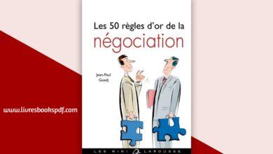 Photo de Les 50 règles d'or de la négociation
