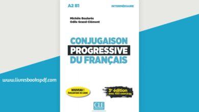 Photo de Conjugaison progressive du français